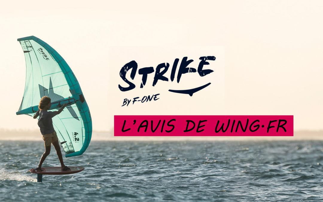 [AVIS] Notre avis sur la nouvelle Strike de chez F-one